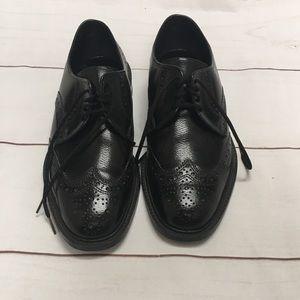 Black JB Men's Dress Shoes